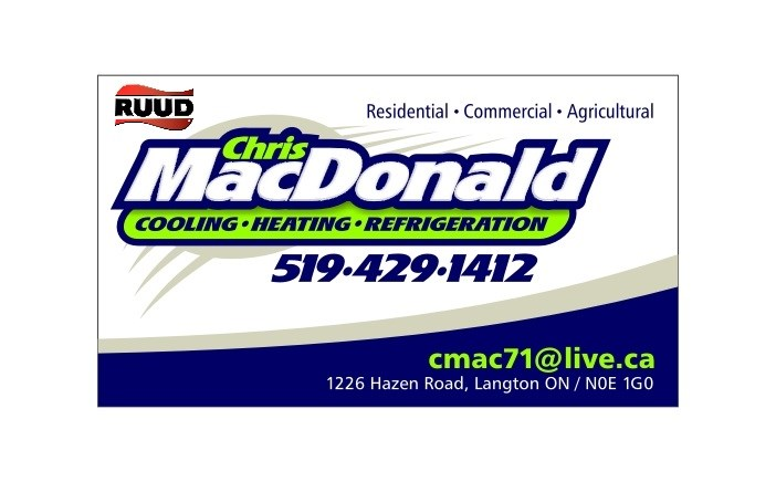 Chris MacDonald Heating & Cooling